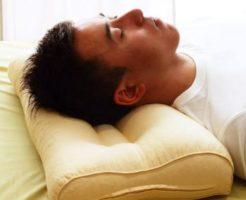 いびき対応枕